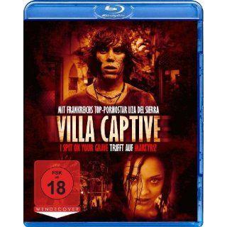 Villa Captive [Blu ray] Liza Del Sierra, Dario Lado