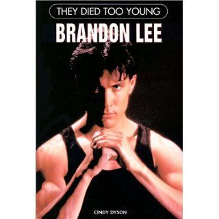 Brandon Lee (They Died Too Young): Cindy Dyson: Englische