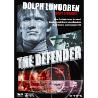 The Defender Dolph Lundgren, Jerry Springer, Shakara