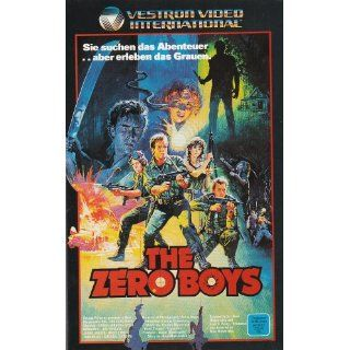 The Zero Boys: Daniel Hirsch/Kelli Maroney/Nicole Rio/Tom Shell/Jared