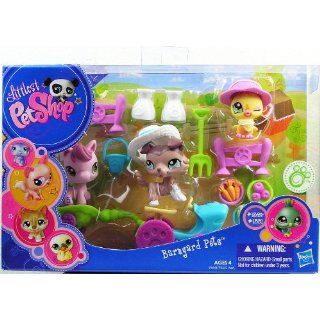 Littlest Pet Shop   BARNYARD PETS   Super Set   incl. gelbes Kücken