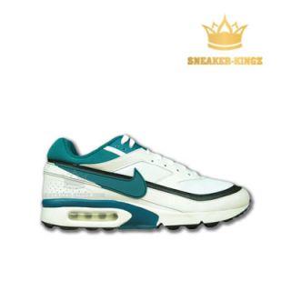 Nike Air Max Classic BW Weiss/Aqua/Schwarz Neu Größen wählbar 90