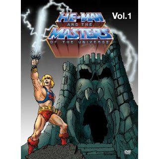 He Man and the Masters of the Universe, Vol. 01 2 DVDs