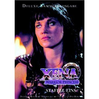 Xena Warrior Princess   Staffel 1 (7 DVDs) Lucy Lawless