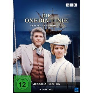 Die Onedin Linie   Vol. 4: Episode 43 52 (4 Disc Set):