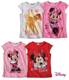 Top Shirt Mädchen Sommer Neu, 92 98 104 110 116 122 128 134