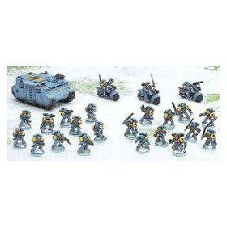Space Wolves Streitmacht (Box) [53 07] Spielzeug