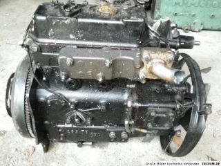 Yanmar 3TN72 3T72 Dieselmotor Diesel Motor 3 Zylinder Stapler Hako