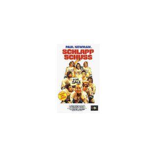 Schlappschuß [VHS] Paul Newman, Strother Martin, Michael Ontkean