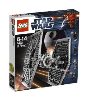 LEGO Star Wars 9492   TIE Fighter Weitere Artikel
