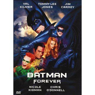 Batman Forever Val Kilmer, Tommy Lee Jones, Jim Carrey