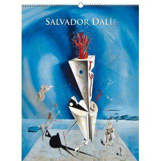 Salvador Dalí (56 x 42 cm) 2012 Salvador Dali Bücher