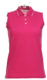 Gamegear Damenpolo Damen Poloshirt ärmellos ärmelloses Shirt XS