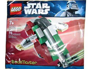 LEGO Star Wars BrickMaster Exclusive Set 20019 Slave I   BrickMaster