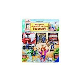 Mein großes Gucklochbuch von der Feuerwehr Marion