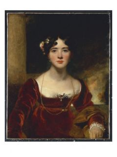 Portrait of Mrs. John Allnutt, C.1810 15 Giclee Print by Thomas Lawrence