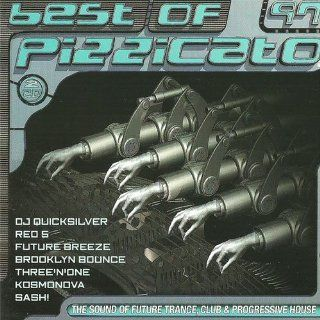 best of pizzicato 97 (CD Compilation, 36 Tracks) Hypertrophy Beautiful