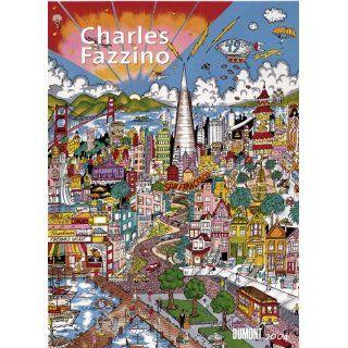 Charles Fazzino: Charles Fazzino: Bücher