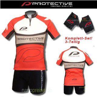 Protective Kinder Radtrikot+Radhose KID SET Matthew Sport