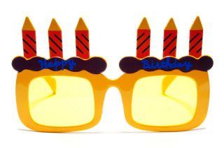 HAPPY BIRTHDAY Brille Geburtstag partybrille *NEU*