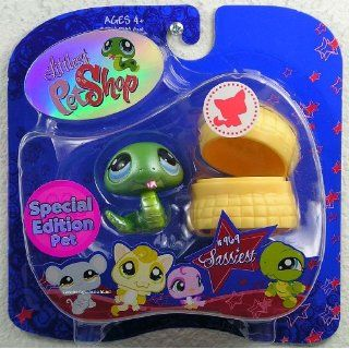 Littlest Pet Shop   Portable Pets   NEW Special Edition   Sassiest