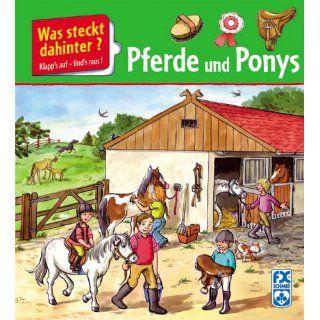 Was steckt dahinter? Pferde und Ponys: Uschi Heusel