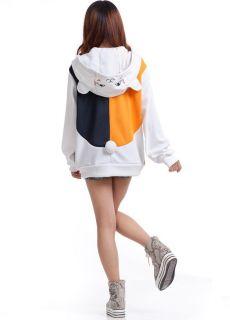 NEWNatsume Yuujinchou Nyanko Sensei cat Anime Cosplay Costume