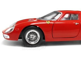 Ferrari 250LM 1:18 Scale Diecast Model
