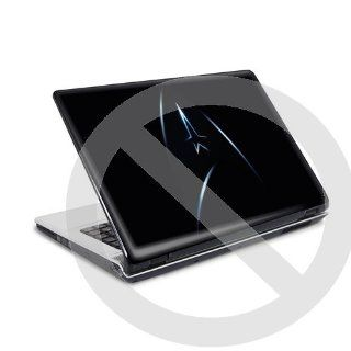 Laptop Skin Notebook Cover Aufkleber Star Trek logo