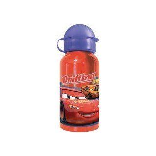 Kinder Alu Trinkflasche Cars Lightning Mcqueen Trink Flasche   Das