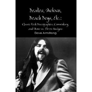 Beatles, Motown, Beach Boys, Etc. Classic Rock Discographies