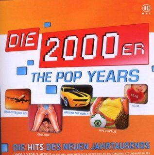 Pop Years 2000er Hits Musik