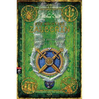 Die Geheimnisse des Nicholas Flamel   Die mächtige Zauberin [Kindle