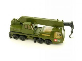 Matchbox Battle Kings K 113 Hercules Mobile Crane 1108 09 40