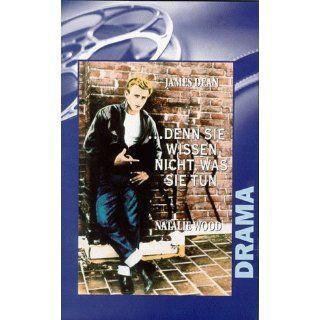 denn sie wissen nicht, was sie tun [VHS] James Dean, Natalie Wood