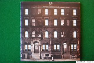 Led Zeppelin Physical Graffiti Vinyl Doppel LP Mint JAPAN Press OBI P