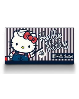 Loungefly ~ AUTHENTIC HELLO KITTY NERD FACE WALLET