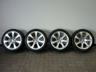 BMW STERNSPEICHE Styling 124 5er E60 E61 245/40 18 275/35 18