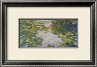 Water Lilies, c. 1917 19 Prints by Claude Monet