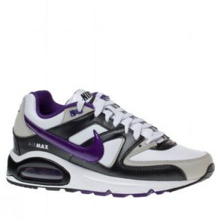 Nike Wmns Air Max Command Schuh Weiss Violett Schwarz