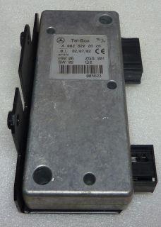 MERCEDES W414 Vaneo Tel Box Steuergeraet 0028202626 A0028202626 A 002