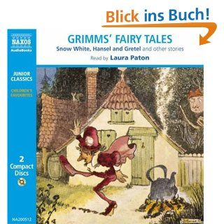 Grimms Fairy Tales Snow White, Hansel and Gretel and Other Stories