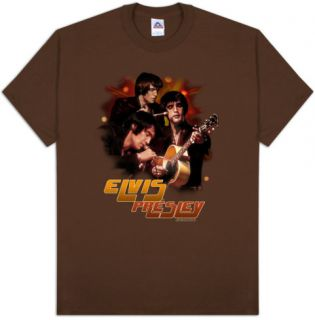 Elvis   Hyped T Shirt