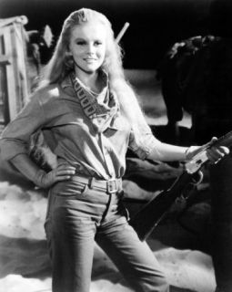 Ann Margret   The Train Robbers Photo