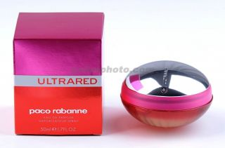 66,98EUR/100ml) Paco Rabanne   Ultrared. 50 ml EDP. Neu & OVP