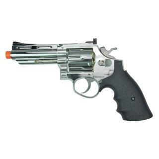 TSD HFC 4inch 357 Magnum Revolver Green Gas Propane Airsoft Pistol