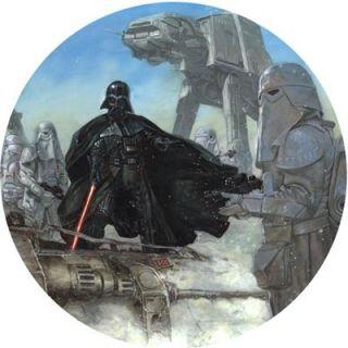 Unser Tortenaufleger Star Wars Battle ist eine einfach zu