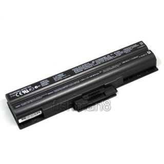 For SONY VAIO VGN NS20E LAPTOP BATTERY VGP BPS13/B New 0752570055347