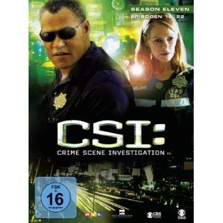 CSI Crime Scene Investigation   Season 11.2 [3 DVDs]
