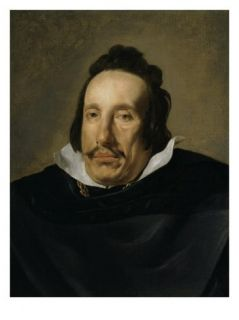 A Man, 1623/30 (Oil on Canvas) Giclee Print by Diego Rodriguez de Silva y Velazquez